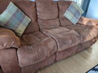 Three seater sofa for sale X 2