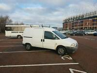 2001 SCUDO VAN JUST TAKEN IN PART EX EXCELLENT RUNNER DRIVER £295