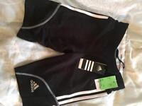 Addidas running shorts