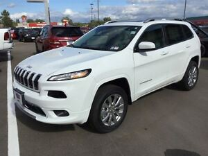 2016 Jeep Cherokee Overland 4WD V6