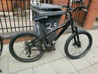 2009 Diamond back dirt assault jump bike