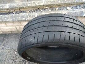 Firelli 225/30r19 run flat tyre