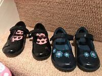 Girls Clarks shoes for sale