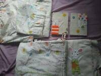 Dunelm nursery set (used)