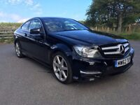 Mercedes C180 BlueEfficiency AMG Coupe