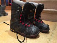 Vans board/snow boots