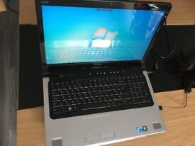 Dell Studio 1745, ATI Graphics-2.53GHz-Dual Core Processor-320GB HDD-4GB DDR3 RAM-JBL Sound System