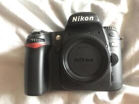Nikon D80 DSLR Camera 10.2 Megapixel
