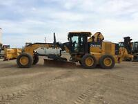 2012 John Deere 872G Very Clean and Fully Rigged