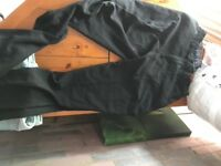 2 shirts and pair trousers h