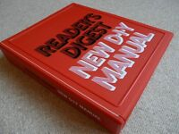 Readers Digest LARGE DIY Information Manual