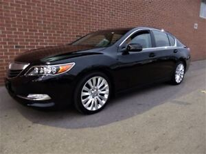2014 Acura RLX Technology Package