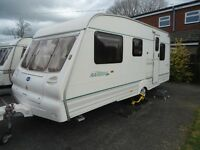 Bailey Ranger 500/5 2001 5 Berth £4750 5 berth