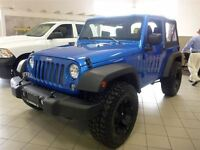 2015 Jeep Wrangler Sport NEW UPGRADED M/T Wheel / Tire Pkg! 4x4