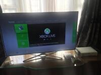 Xbox 360 - 60gb with 3 games