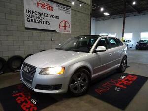 2009 Audi A3 Premium [[ BAS KMS + CUIR! ]]