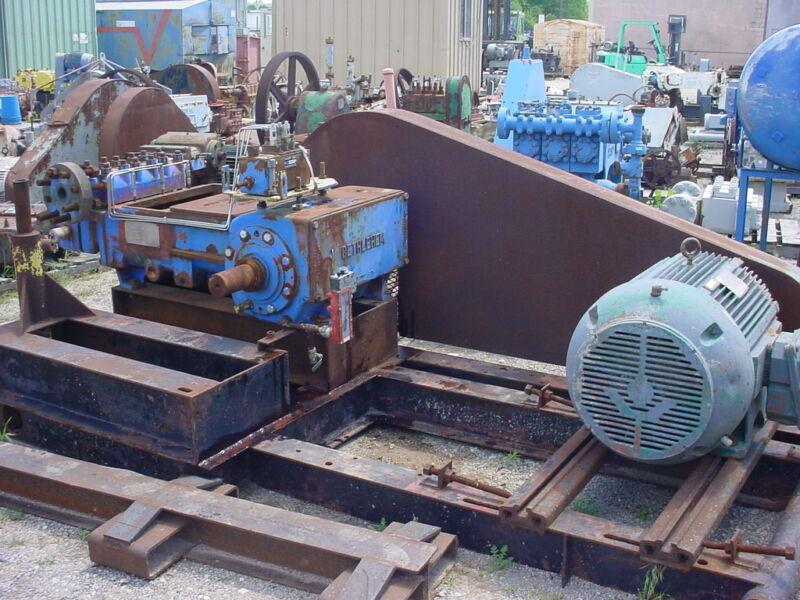 USED Bethlehem B-125 Pump Assembly