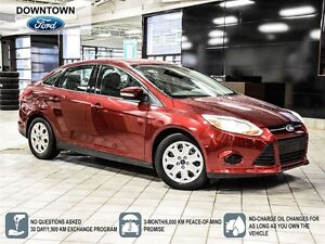 2014 Ford Focus SE, Low mileage, Blue Tooth, Car Proof Verified