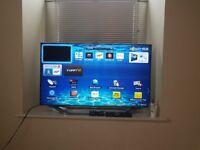 Samsung Smart HD/3DTv. UE46ES8000U