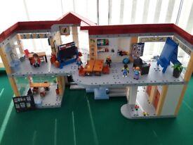 Playmobil large school