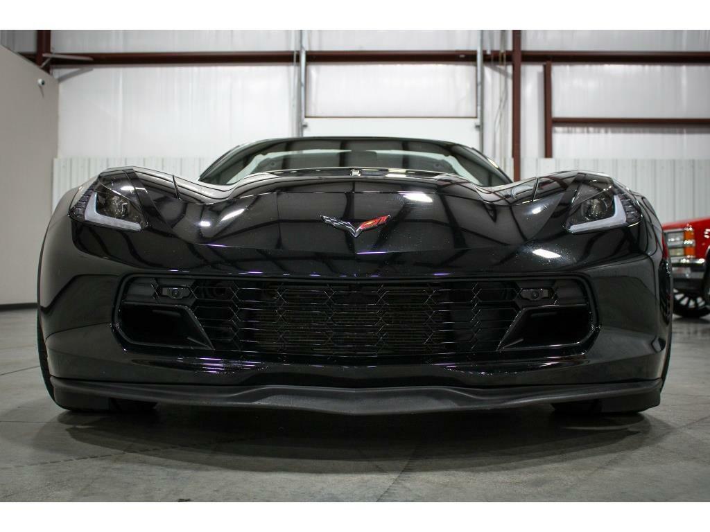 2016 Black Chevrolet Corvette Z06 3LZ   C7 Corvette Photo 8