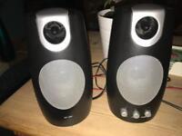 PC Speakers powered