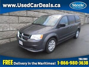 2016 Dodge Grand Caravan SE 3.6L Fully Equipped Cruise