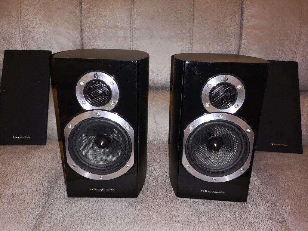 Wharfedale Diamond 10 1 Speakers as new in Black Pair | in Edgbaston, West  Midlands | Gumtree