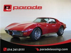 1970 Chevrolet Corvette Stingray T-Top *MATCHING NUMBERS*