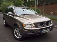 Volvo XC90 2.4 D5 SE Lux Geartronic AWD 5dr XENON+SATNAV+SUNROOF RING NOW FOR MORE INFO 07735447270