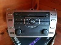 Mp3 Mazda 6 radio