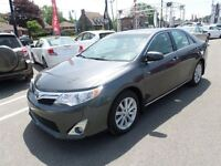 2013 Toyota Camry XLE NAVI CUIR TOIT MAGS FULL