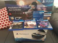 Sony PlayStation vr package