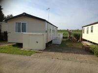 Haven Holiday,Clacton. 6 Berth Holiday Home