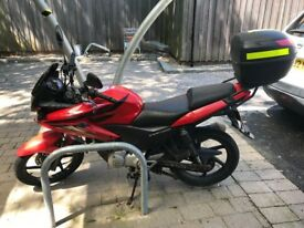 Honda CBF125 2012 - Great starter bike! Need to sell ASAP!