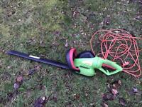 Florabest FHS 600/8 Hedge Cutter/ trimmer in good condition