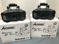DJ Lights - ACME Dynamic 25 Spinners