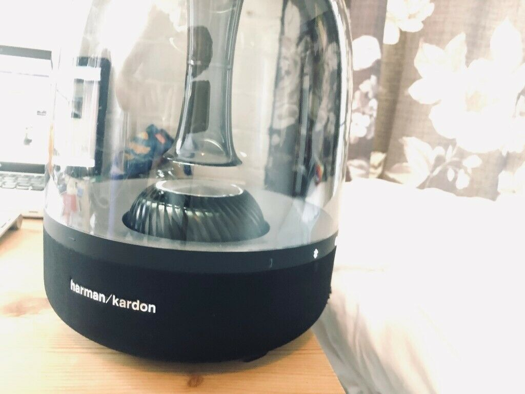 Harman Kardon Aura Studio 2 Black Speaker 1 0 Channels, Wireless,  Bluetooth, Black | in Tower Hamlets, London | Gumtree
