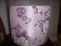 Beautiful Marks and Spencer Large Lamp Shade-cost £84.00 new