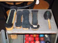 Snooker Table Brushes