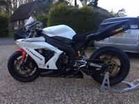 Yamaha R1 Track Race Bike new crank NOT Suzuki Kawasaki BMW
