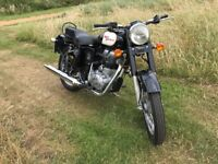 ROYAL ENFIELD BULLET 500CC Efi IN SHOWROOM CONDITION