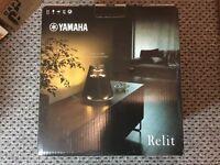 YAMAHA RELIT LSX170, stunning Bluetooth speaker and ambient light, brand new unopened.
