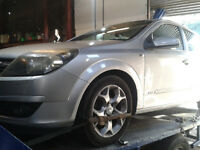 astra mk5 silver 1.7 cdti breaking for spare parts