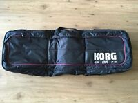KORG CB-SV1 73 - KEYBOARD CARRYING CASE - Great Condition...