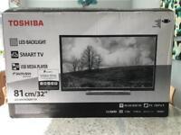 Brand new boxed Toshiba TV