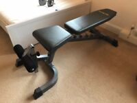 REDUCED PRICE* Bodymax Weights Bench and Weights