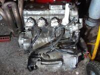 Honda CBR 600 Engine Steelie 1997/8 F3 £200 Tel 07870 516938