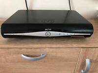 Sky+HD box and controller