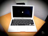 "macbook air 13"" 2013/2014 core i5 128ssd 4gb ram 1.3processor microsoft office photoshop indesign"